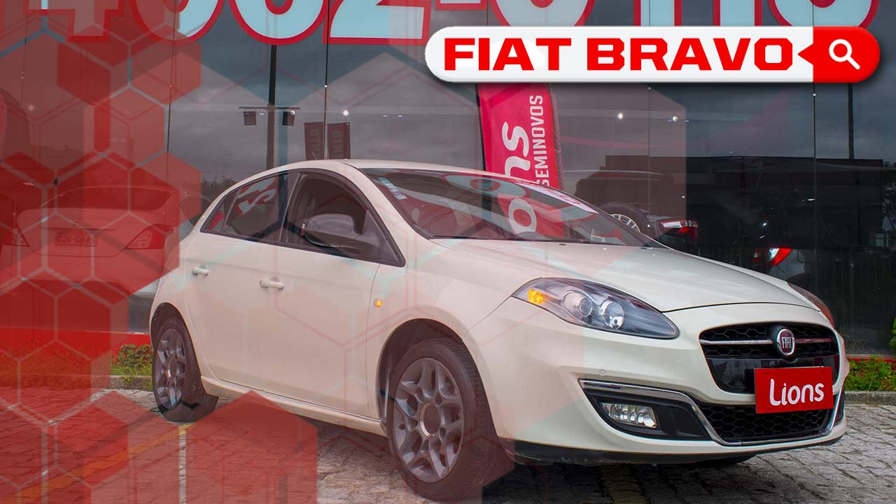 Fiat Bravo Blackmotion Lions Seminovos As Melhores Taxas Do Mercado Automotivo