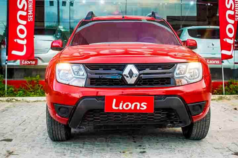 RENAULT DUSTER D